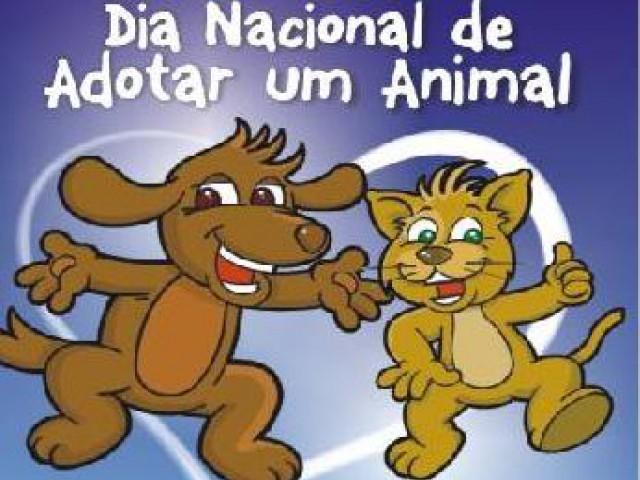 Dia Nacional de Adotar um Animal foi comemorado pelo ano 16º consecutivo